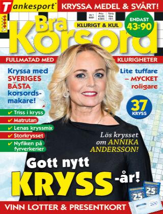 Bra Korsord 2020-12-15