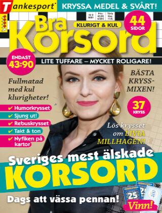 Bra Korsord 2021-01-07