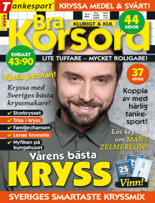 Bra Korsord 2021-02-04