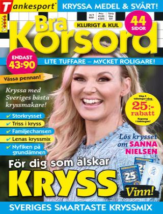Bra Korsord 2021-07-29