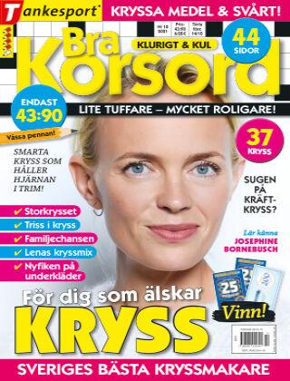 Bra Korsord 2021-09-02