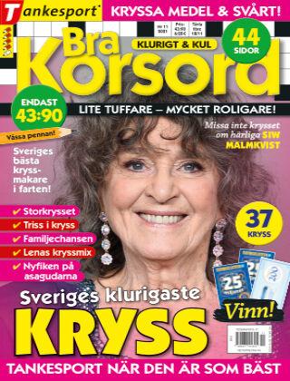 Bra Korsord 2021-10-07