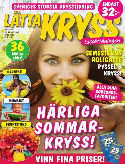 Lätta kryss July 27, 2017 00:00