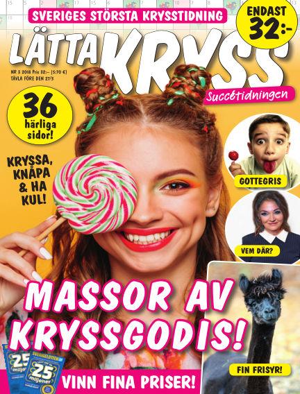 Lätta kryss February 20, 2018 00:00