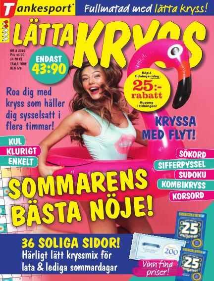 Lätta kryss July 06, 2020 00:00
