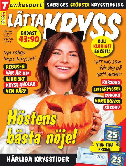 Lätta kryss October 13, 2020 00:00