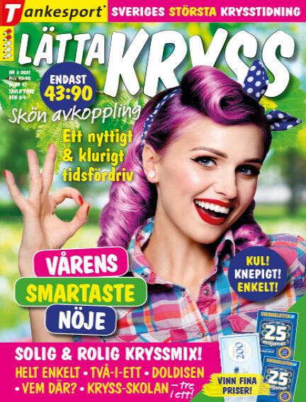 Lätta kryss February 25, 2021 00:00