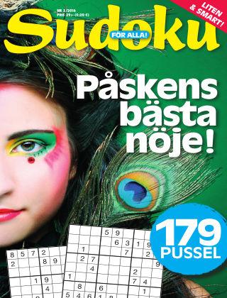 Sudoku för alla 3-2016