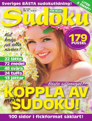 Sudoku för alla 16-07