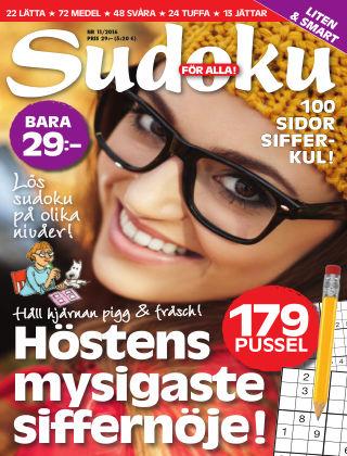 Sudoku för alla 16-11