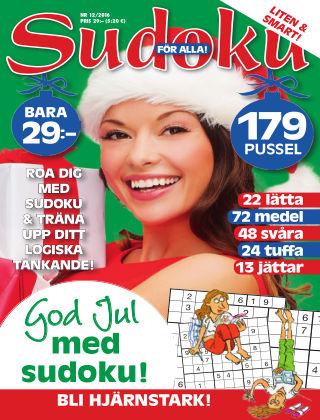 Sudoku för alla 16-12