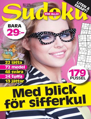 Sudoku för alla 18-05