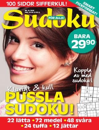 Sudoku för alla 18-10