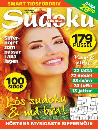 Sudoku för alla 18-11