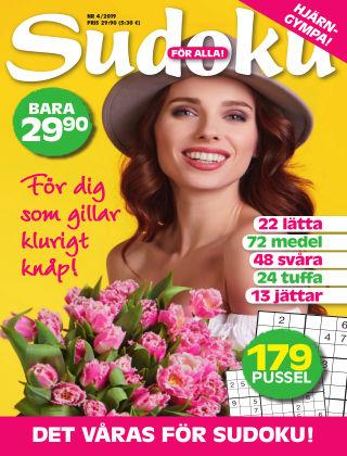 Sudoku för alla 19-04