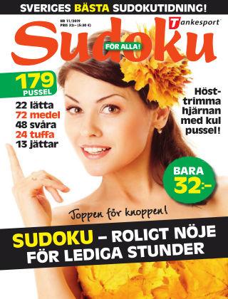 Sudoku för alla 19-11