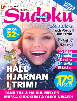 Sudoku för alla 20-01