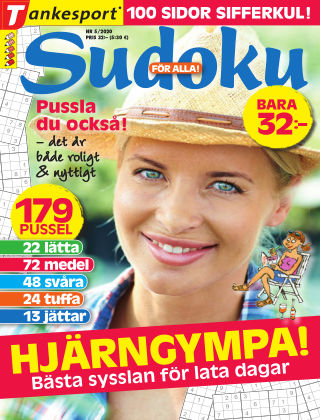 Sudoku för alla 20-05