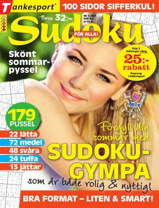 Sudoku för alla 2020-06-11