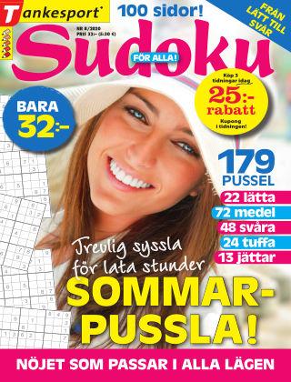 Sudoku för alla 2020-07-06