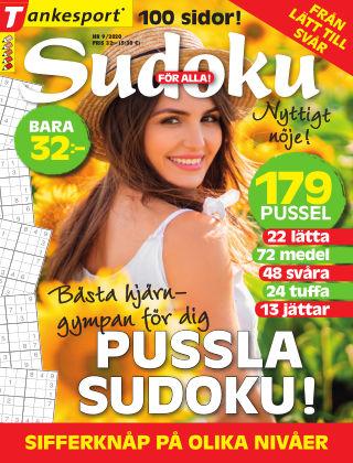 Sudoku för alla 2020-08-06