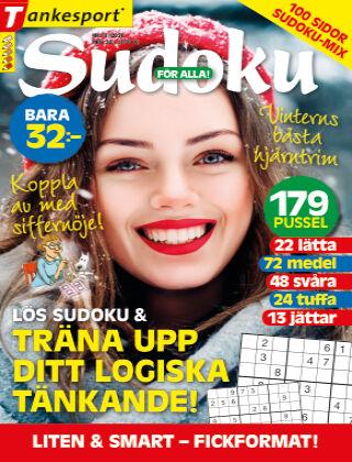 Sudoku för alla 2020-12-01
