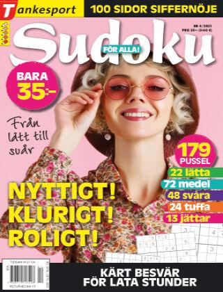 Sudoku för alla 2021-03-18