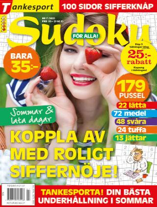 Sudoku för alla 2021-06-10