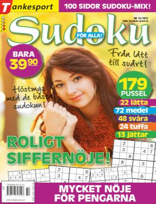 Sudoku för alla 2021-09-02