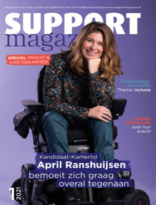 Support Magazine 1