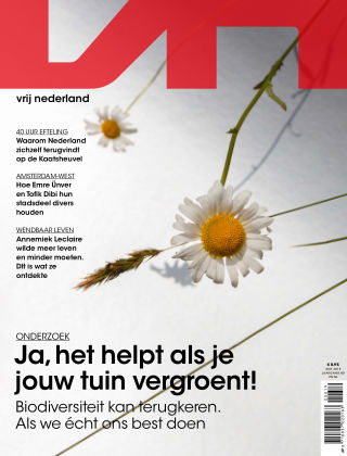 Vrij Nederland August 2019