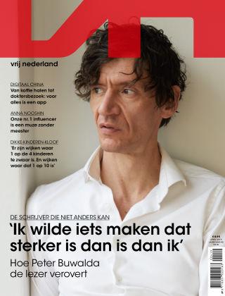 Vrij Nederland April 2019