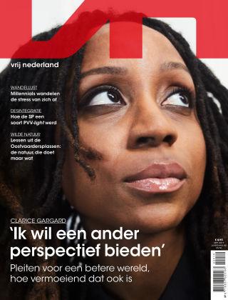 Vrij Nederland September 2019