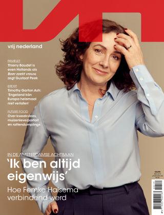 Vrij Nederland May 2019