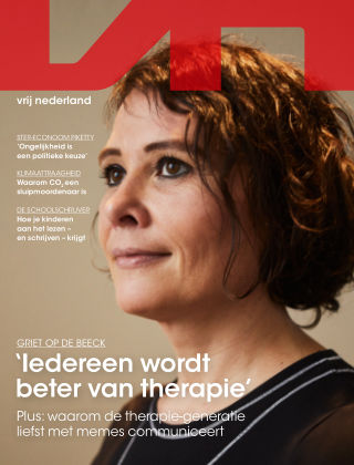 Vrij Nederland February 2020