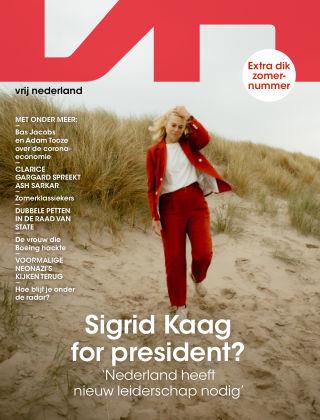 Vrij Nederland July 2020