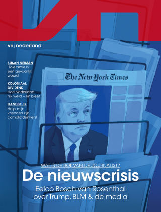 Vrij Nederland Oktober 2020