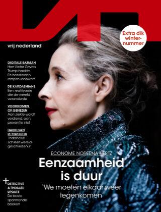 Vrij Nederland December 2020
