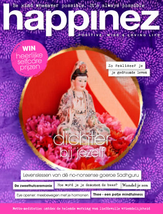 Happinez - NL September 2019