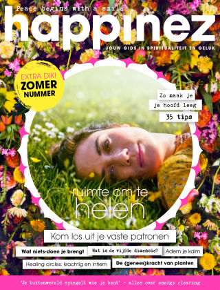 Happinez - NL August 2020