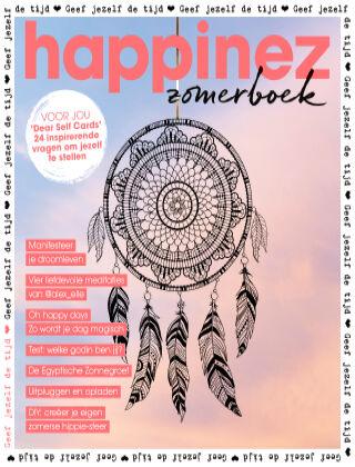 Happinez - NL Zomerboek 2021
