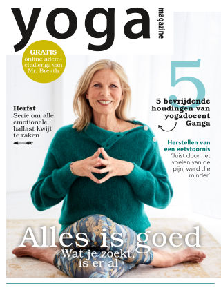 Yoga Magazine October 2019