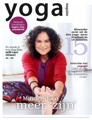 Yoga Magazine December 2019