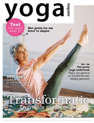 Yoga Magazine April 2021