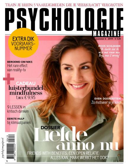 Psychologie Magazine April 18, 2019 00:00