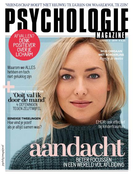 Psychologie Magazine January 24, 2019 00:00