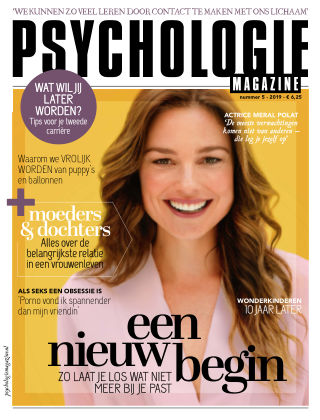Psychologie Magazine April 2019