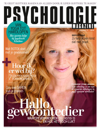 Psychologie Magazine October 2019