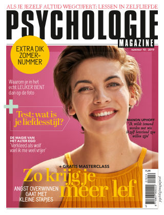 Psychologie Magazine August 2019