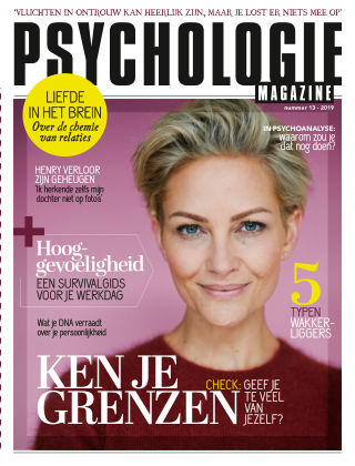 Psychologie Magazine December 2019